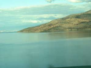 okanagan lake southern end